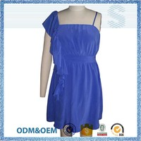 steady product time latest design models casual dress for girls