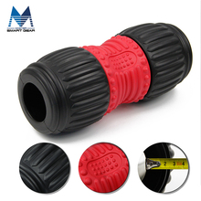 Hot Selling EVA Black Peanut Foam Roller Massage