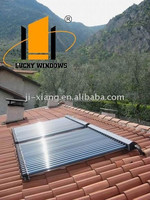 Pressure Bearing standard type collector solar water heater,Pressurized evacuated tube solar water heater