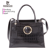 5531 Hot sale handmade crocodile leather handbag woman custom luxury bags