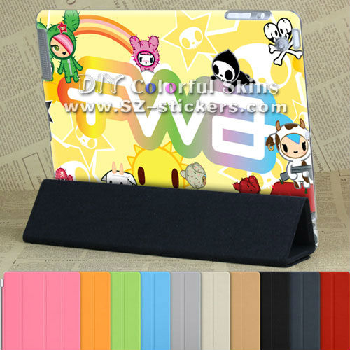 why not let it accompany your child? happy childhood back cover for ipad2/3/4