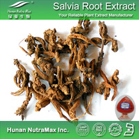Hot sale Plant extract Chinese sage extract/Red sage root extract/Danshen root extract