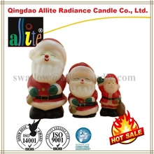 Christmas decorative candles of best price candle wax