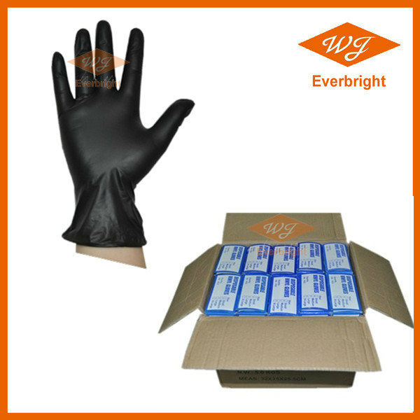 FDA,CE,ISO approved AQL1.5,2.5,4.0 class 100 nitrile gloves for medical,dental,food,industrial service