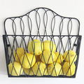 Buy Wire Wall Mouted Fruit Basket