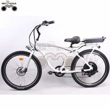 free shipping 26 inch 500w men's beach electric <strong>bike</strong>