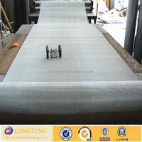 SUS201 304 316 etc stainless steel wire fine mesh/stainless woven wire cloth(factory)