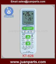 KT-628 universal remote control for air conditioner