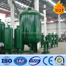 Manufacture Price Drinking Water Plant Active Carbon Filter tanks