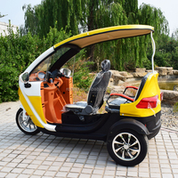 Electric Brand New China Light Cheap Mini Trucks Rechargeable Cars