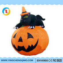 Hot Sale Yard Decoration Inflatable Halloween Products,Halloween inflatable pumpkins