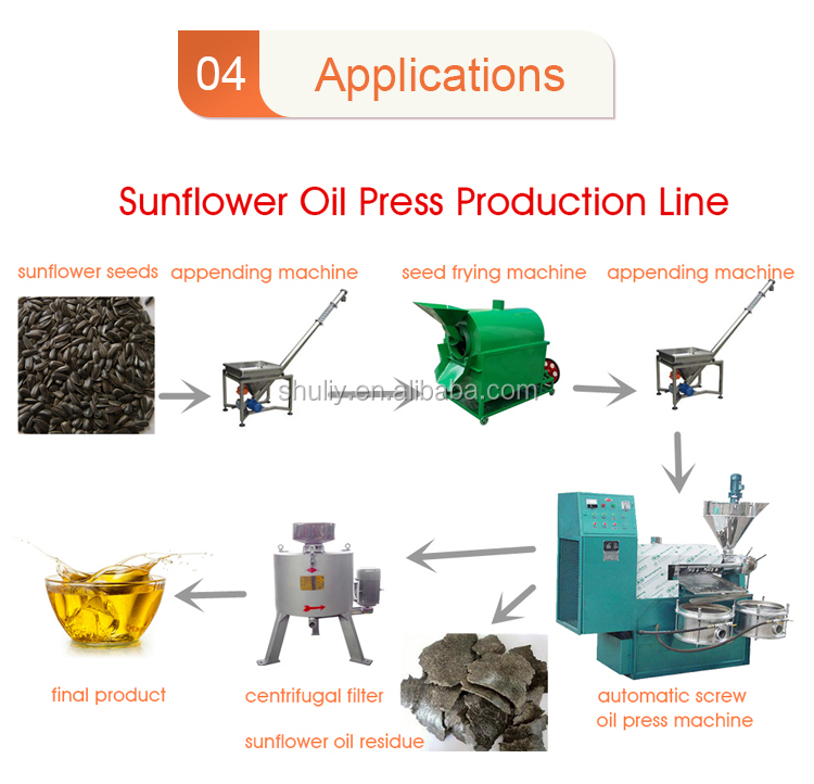 hazelnut oil press machine castor oil press machine cold pressed oil extraction machine