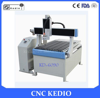 Art Wood Carving cnc router 6090/Small Wood 3D CNC Router For Sale
