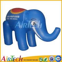 PVC elephant inflatable helium balloon for sale
