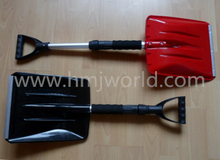 automatic flat plastic snow shovel with good quality