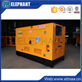 140KVA high quality widly used commercial silent diesel generators with QuanChai engine