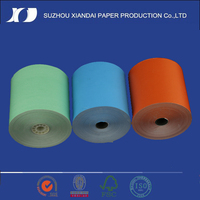 The most popular Thermal market paper roll high quality glossy thermal paper