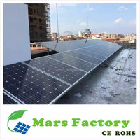 CE ROHS Approved 5kw Solar Power Energy Off-grid System for Home / using solar panels at home