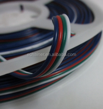 AWG22 RGB cable for RGB led flexible strip
