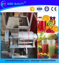 High Quality Screw Juice Extractor / Industrial Cold Press Juicer / Fruit And Vegetable