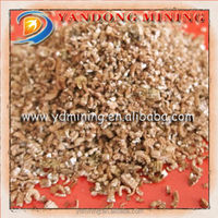 golden silver white expanded vermiculit / exfoliated vermiculite