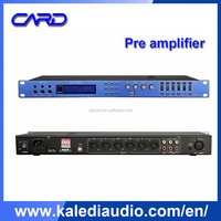 The newest music studio equipment ; X5 sound processor with LED display