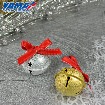 YAMA custom size various color grosgrain celebrate decorative ribbon for ring bell
