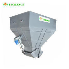 dehydrating sludge hopper full automatic machine for Water Treatment