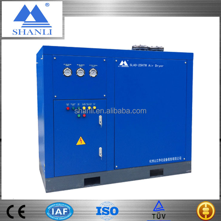 Cheap better price high pressure refrigerated air dryer with air capacity of 16Nm^3/min