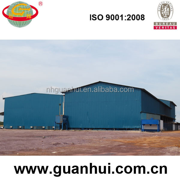 Low cost fast building systems from china