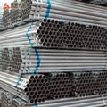Galvanized emt pipe steel galvanized pipe size chart with high quality