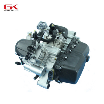 650CC Engine Include CVT and Gearbox