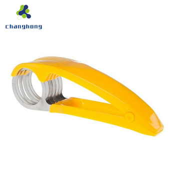 Stainless steel blade Cucumber ham banana slicer