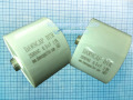 2500VAC(3000VDC) 0.5UF 60A 50KHZ MKPH-R Resonant Capacitor 72*40MM