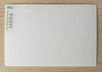 1mm plastic sheet crystal boards PVC material