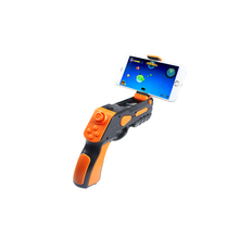 New VR Gamepad Bluetooth Controller AR Gun with Game APP for Smart Phone