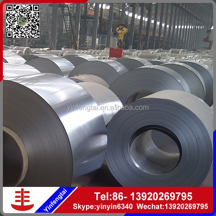 Best selling galvalume steel coil/gi metal roofing price With Good Quality