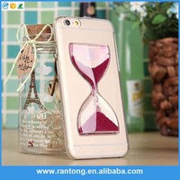 cheap sand clock phone cover china supplier mobile phone case for samsung s7262