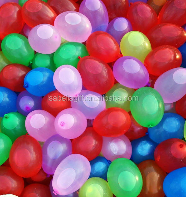 wholesale EXW price high quality magic water balloons, bunch o balloons