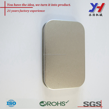 OEM ODM ISO ROHS SGS certified stamping small thin metal tin boxes
