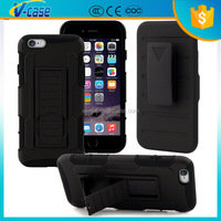Dual Layer Tough Rugged Kickstand Hybrid Armor Heavy Duty Shockproof Case for Lenovo K3 Note A7000