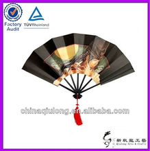 Good Quality Large Event Decoration Wall Hand Fan