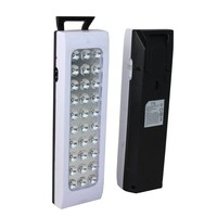 AC/DC 110-240V charge dp design 1200MAH rechargeable battery 30pcs led high power emergency light