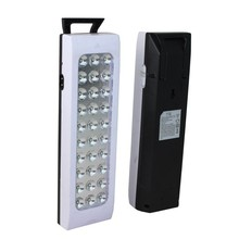 AC/DC 110-240V dp design 1200MAH rechargeable battery 30pcs led high power emergency light