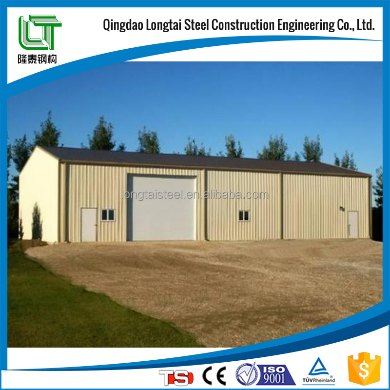 steel structure prefabricated building prefab house