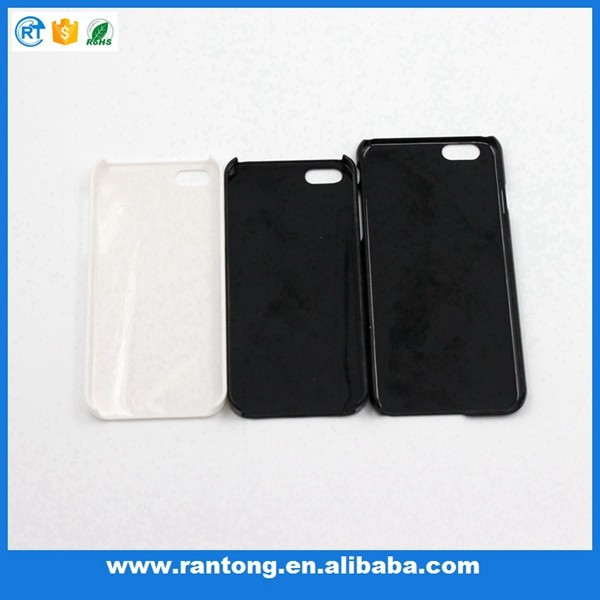 Factory supply excellent quality sublimation mobile phone case for iphone 5 / 5s from manufacturer