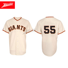 fashionable latest design new style well made youth baseball uniforms