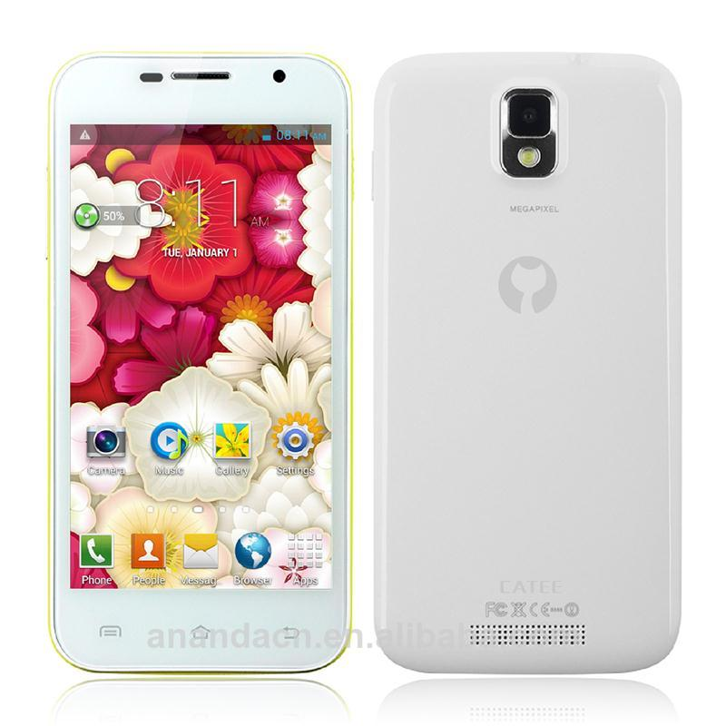 cheapest bar phone octa core celular 5.7 inch 3g smartphone android 4.2.2 mobile phone