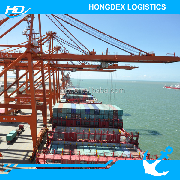 Sea Shipping China to Sweden Cheap Cargo Ship Fast Delivery