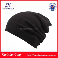 Wholesale Polar Fleece Knitted Winter Beanie Hat